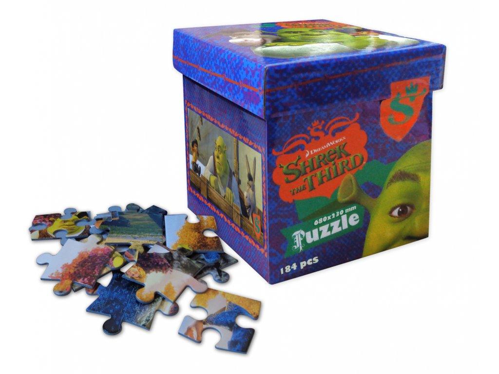 Puzzle 184pcs lod