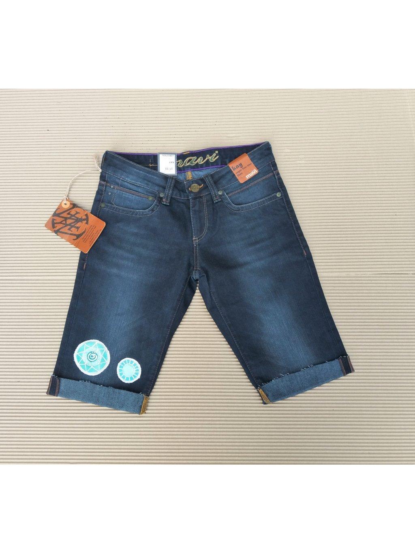 Jeans šortky Mavi