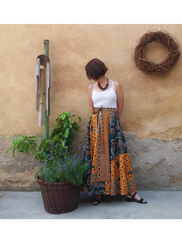 Afrika mozaika - kolová