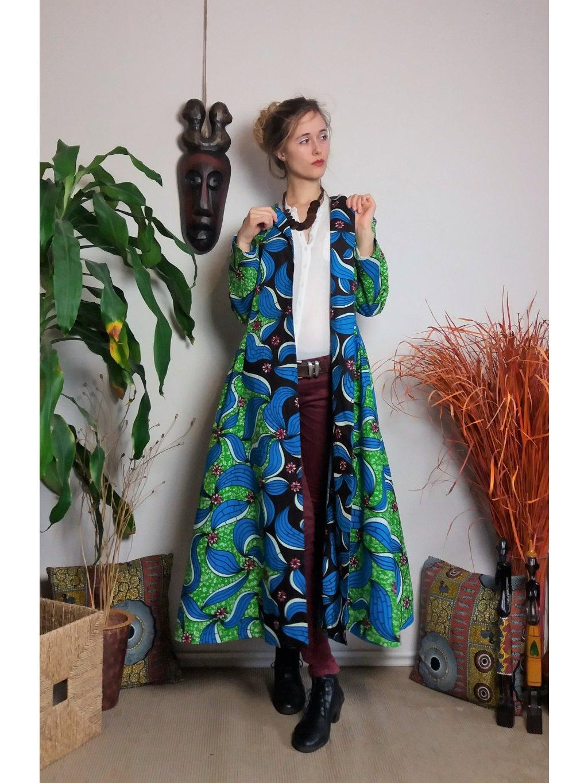 Originální africký kabát