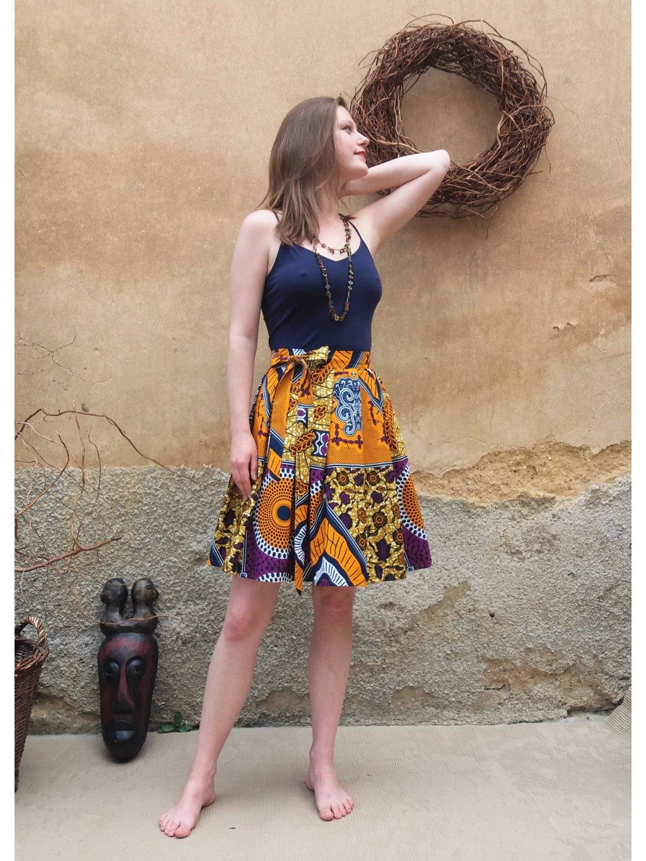 Afrika - směs vzorů