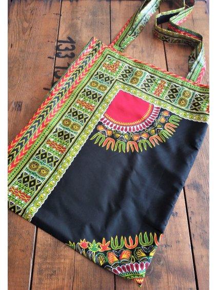 Originální taška - černá makenzi
