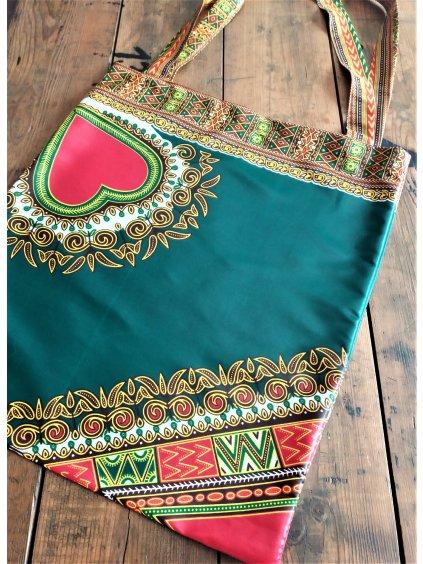 Originální taška - zelená makenzi