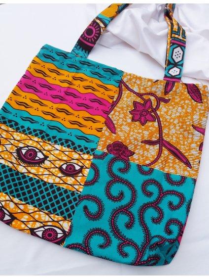Africká taška - s okem