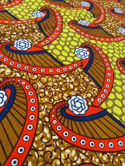 Afrika 209 - dlouhé pruhy