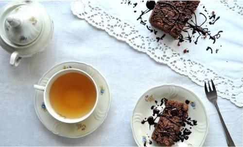 RECEPT - Čokoládovo - malinový koláč - aj v bezlepkovej a bezlaktózovej verzii