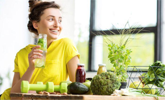 Jarný detox - ako bojovať s jarnou únavou a dostať sa znovu do formy