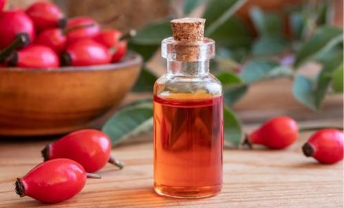 Šípkový olej - červené zlato pre pleť a vlasy