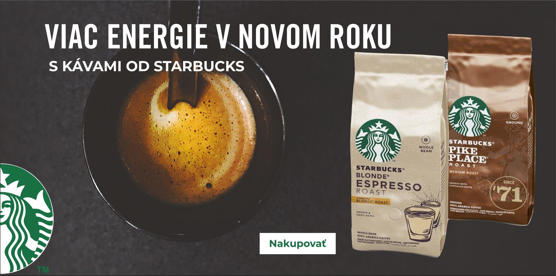Starbucks káva u pána Greena