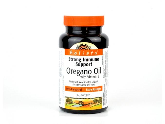 Oreganový olej - 60 kapslí