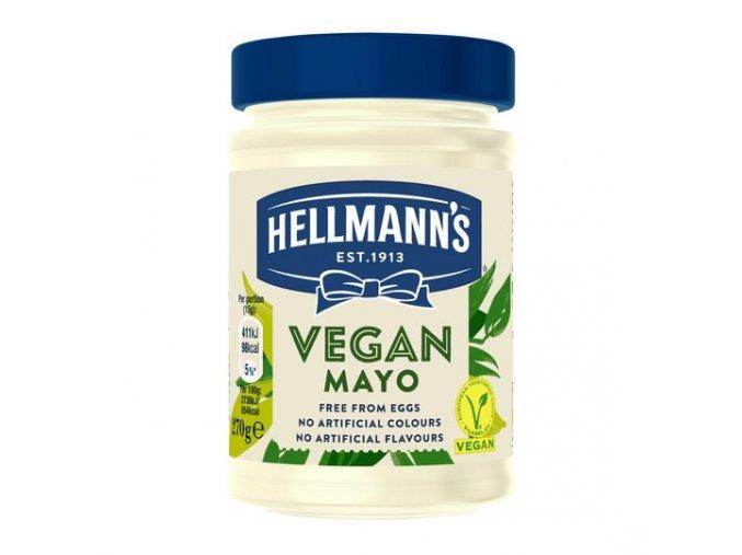 Majonéza vegánska VEGAN - 270g - Hellmanns
