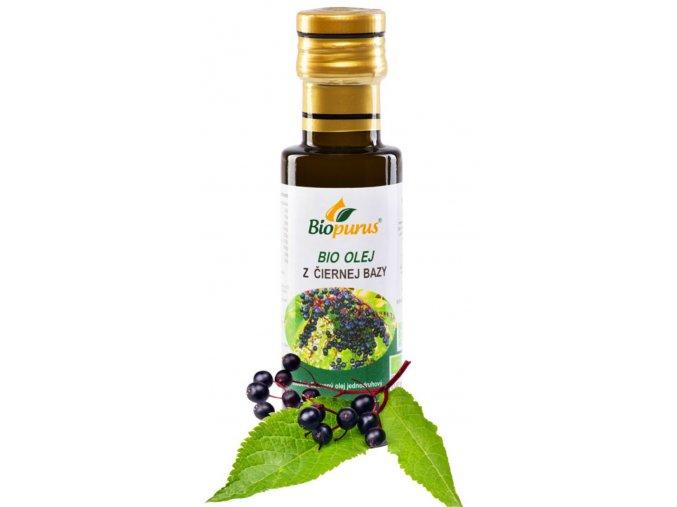 Bazový olej 100% BIO - 100ml - Biopurus