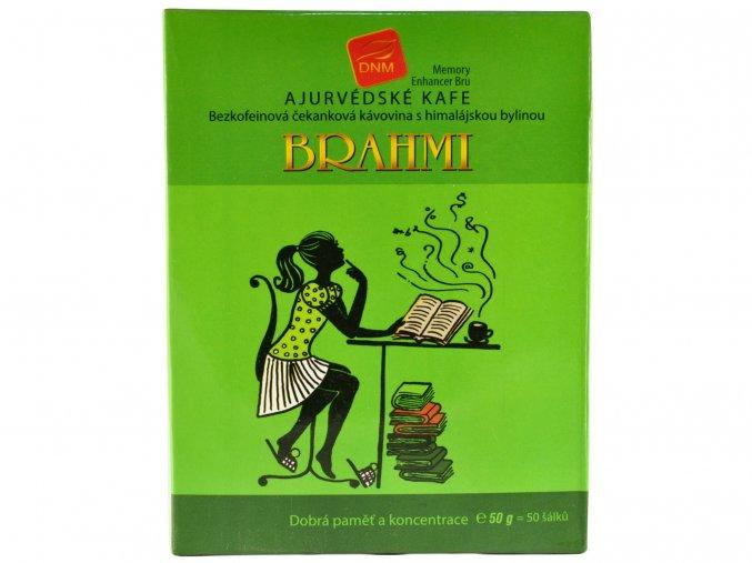 Brahmi ajurvédska kávovina - 50g - DNM