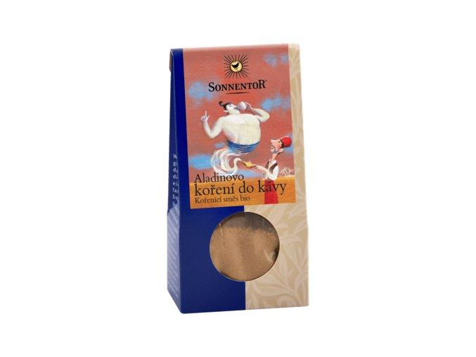 Aladinovo korenie do kávy BIO - 25g - Sonnentor