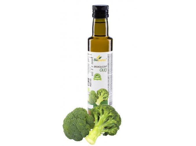 Brokolicový olej 250 ml