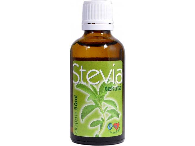 Stévia tekutá - 50ml - Lucivita