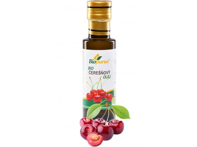 Čerešňový olej 100% BIO - 100ml - Biopurus