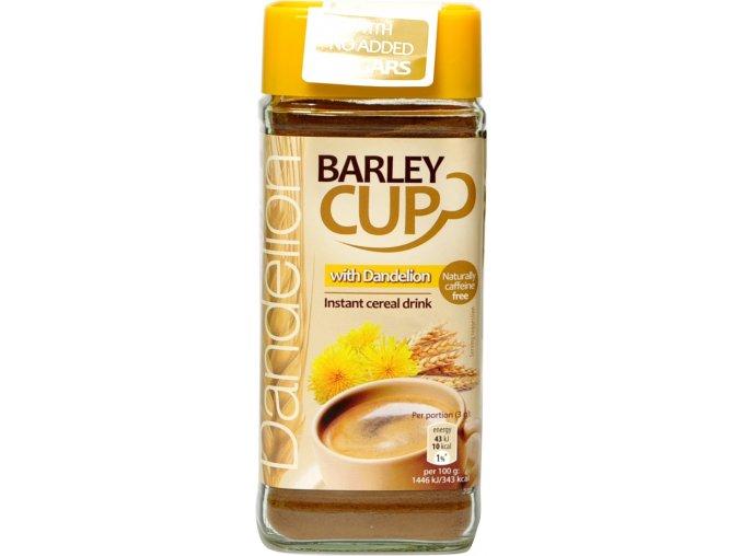 Barley Cup obilná kávovina bezlepková BIO - 100g - Grana