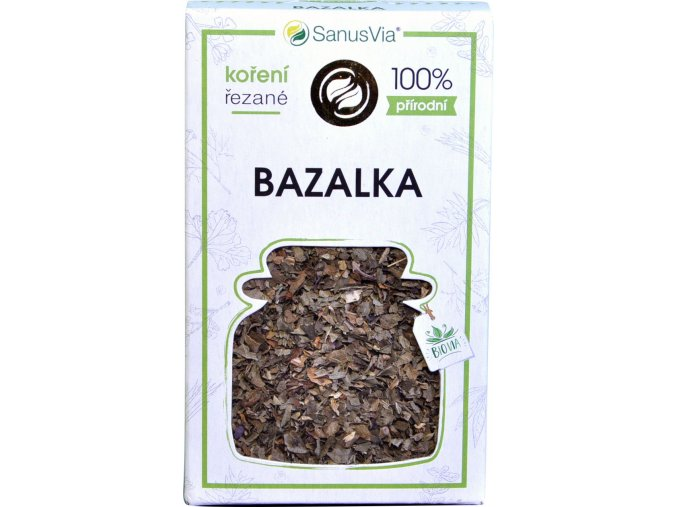 Bazalka BIO - 13g - SanusVia