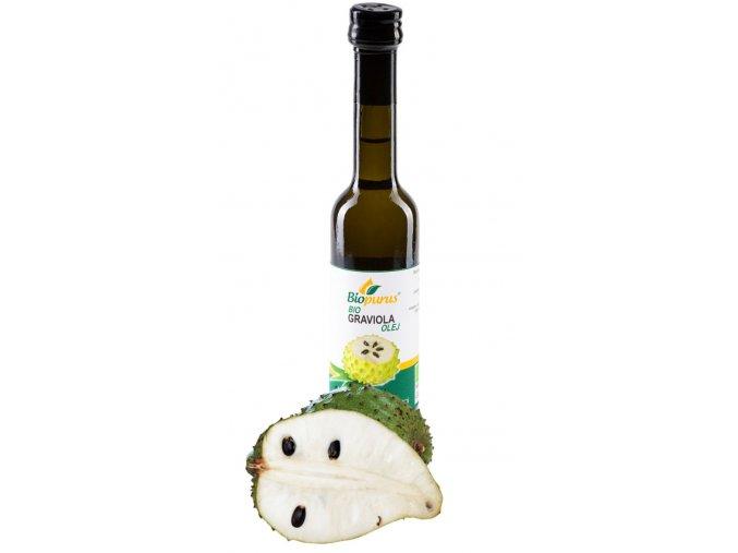 Graviola olej 100% - 40ml - Biopurus
