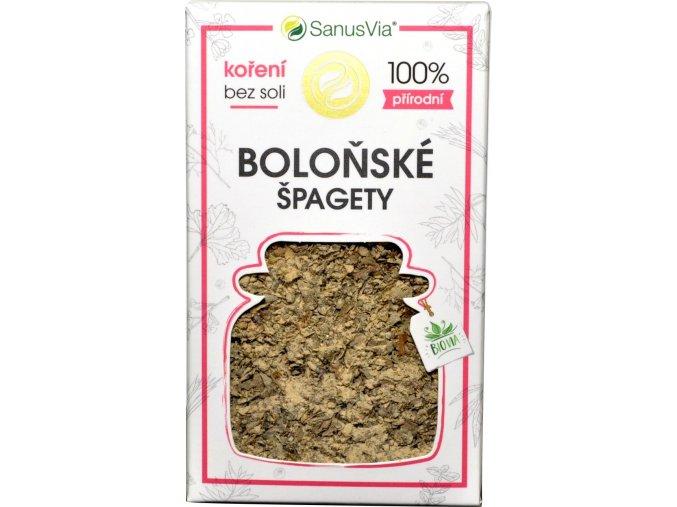 Boloňské špagety BIO - 22g - SanusVia