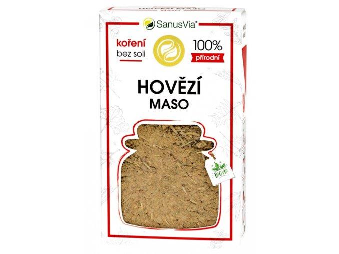 Hovädzie mäso BIO - 26g - SanusVia