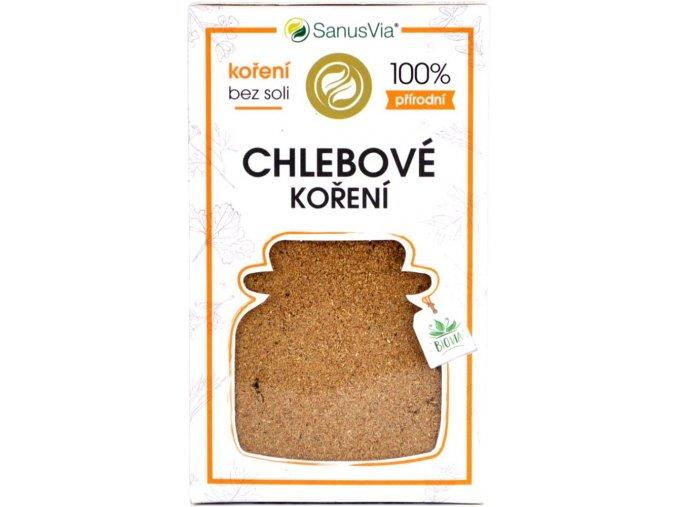 Chlebové korenie BIO - 31g - SanusVia