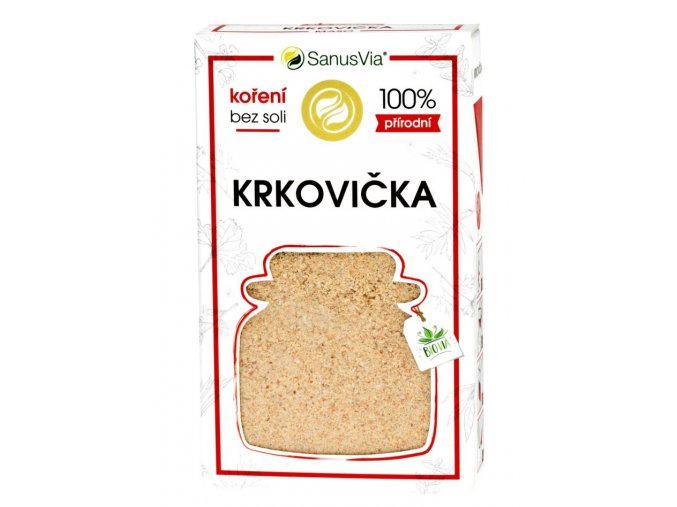 Krkovička BIO - 45g - SanusVia