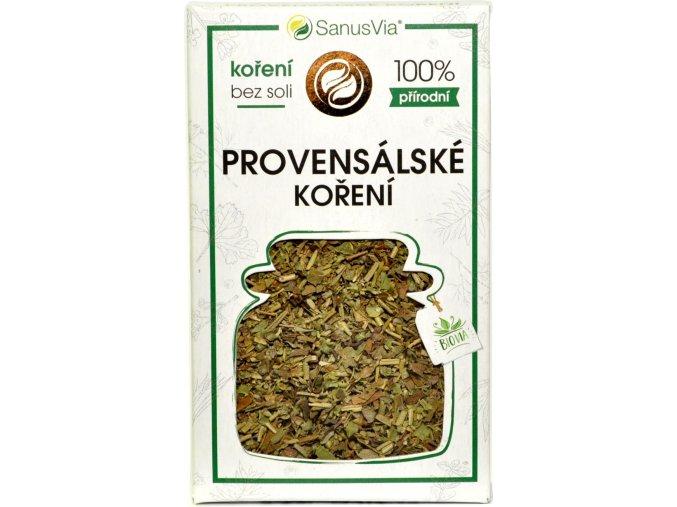 Provensálske korenie BIO - 18g - SanusVia