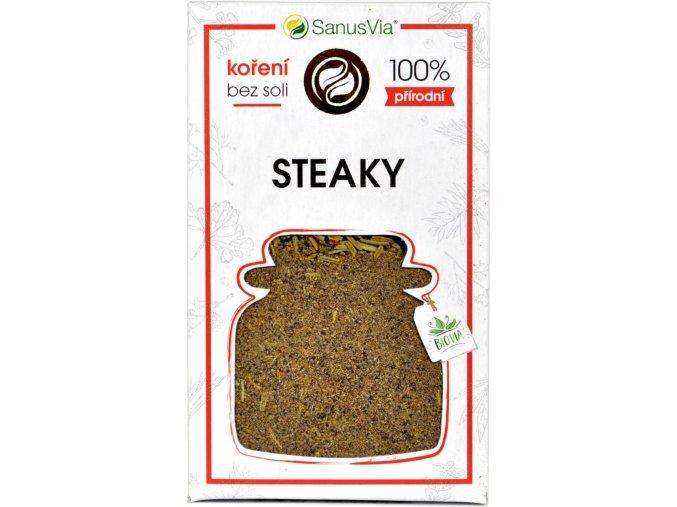 Steaky BIO - 43g - SanusVia