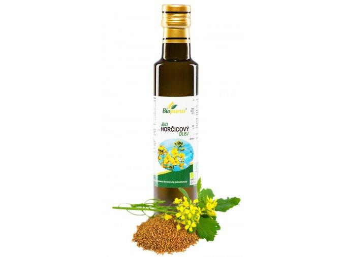 Horčičný olej 100% - Biopurus