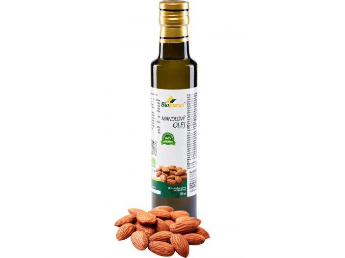 Mandľový olej 100%  BIO - Stöger