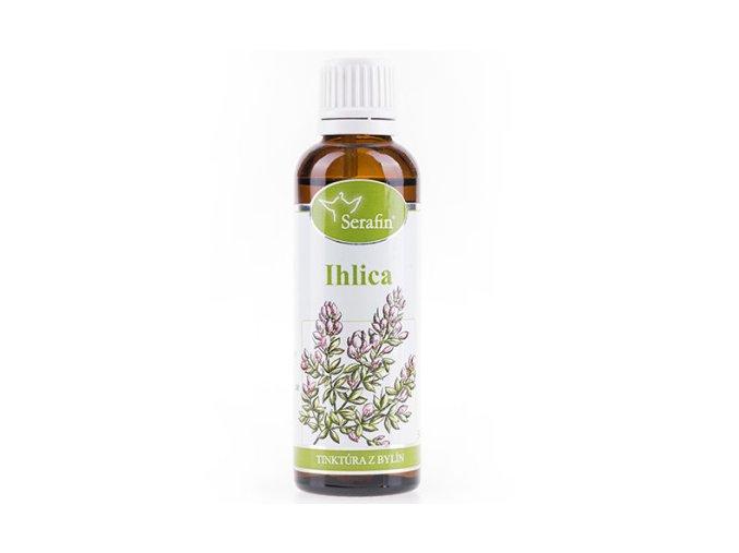 Ihlica tŕnistá bylinná tinktúra - 50ml - Serafin