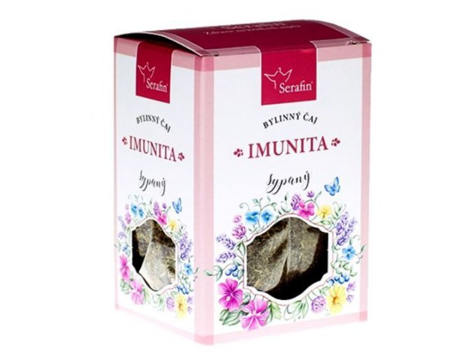 Imunita čajová zmes - 50g - Serafin