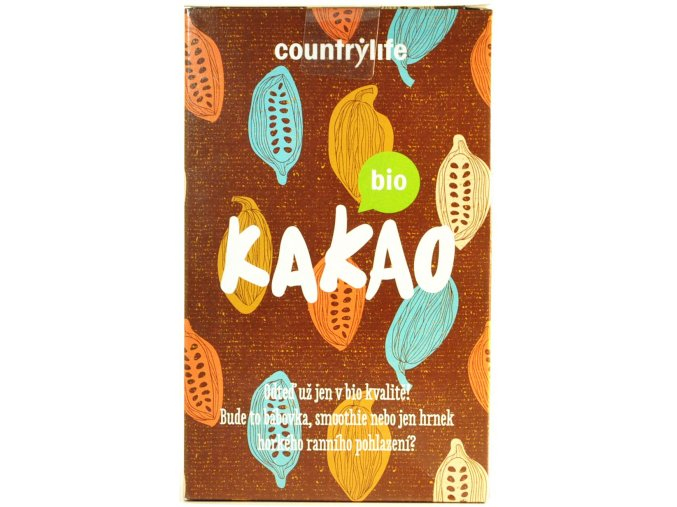 Kakao BIO - 150g - Country life