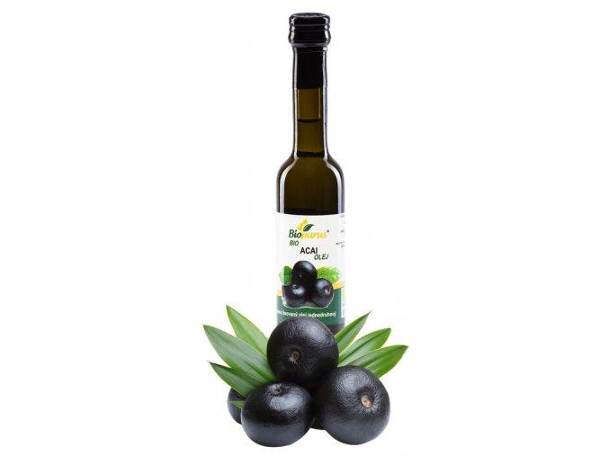 Acai olej 100% - 40ml - Biopurus