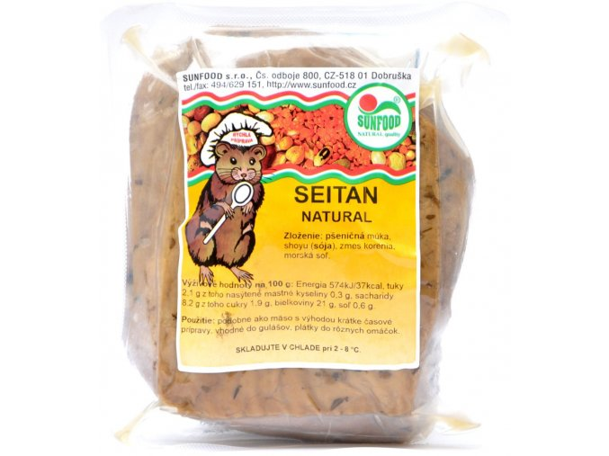 Seitan natural - Sunfood
