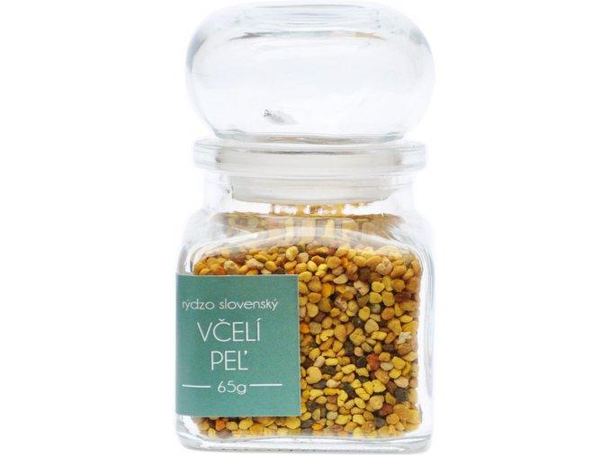 Včelí peľ 100% prírodný produkt v skle - 65g - MEDAR