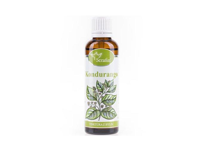 Kondurango bylinná tinktúra - 50ml - Serafin