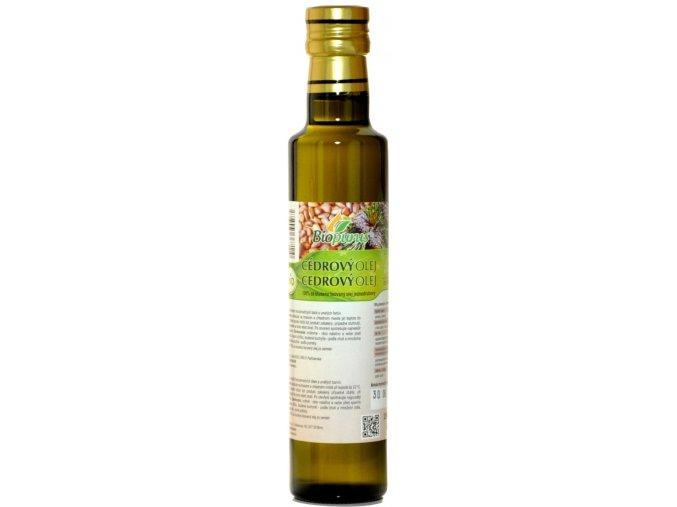 Cédrový olej 100% BIO - 250ml - Biopurus
