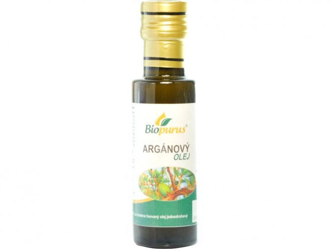 Argánový olej 100 % - 100ml - Biopurus