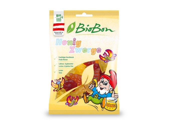 Cukríky medoví trpaslíci BIO - 85g - BioBon