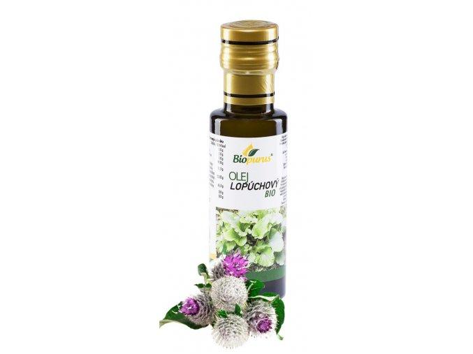 Lopúchový olej 100 ml