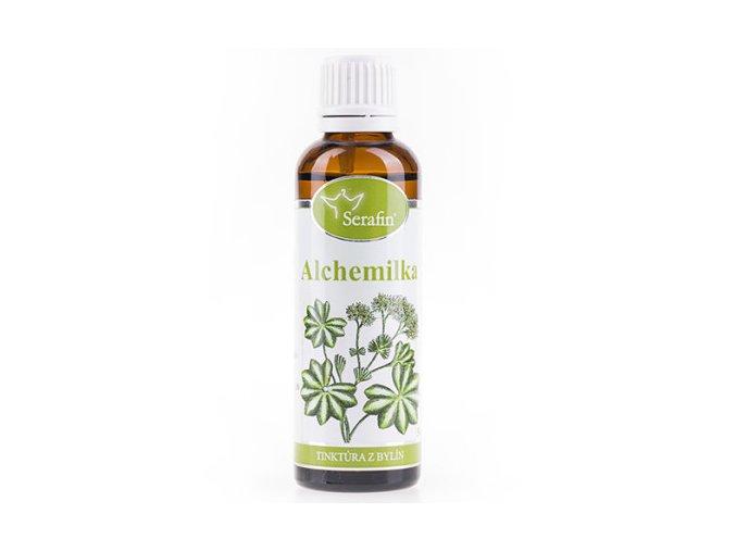 Alchemilka bylinná tinktúra - 50ml - Serafin