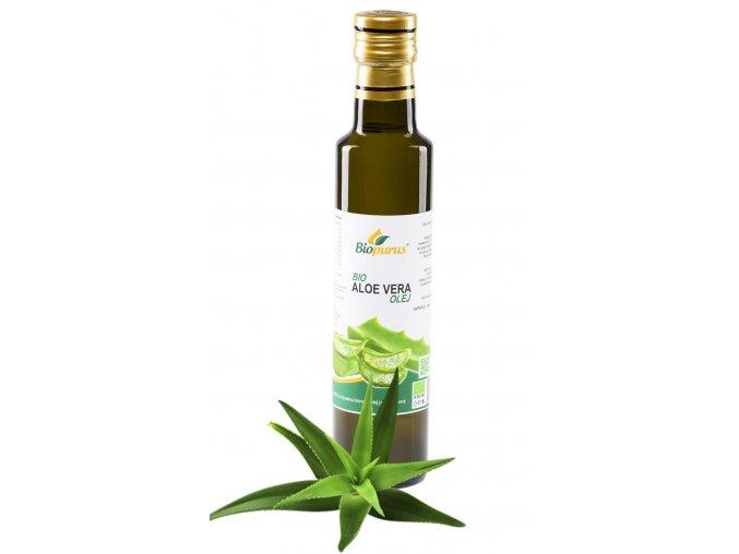 Aloe vera olej 100% - 100ml - Biopurus