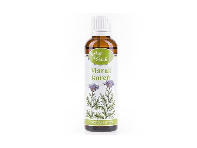 Maralí bylinná tinktúra - 50ml - Serafin