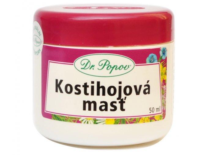 Kostihojová masť - 50ml - Dr.Popov