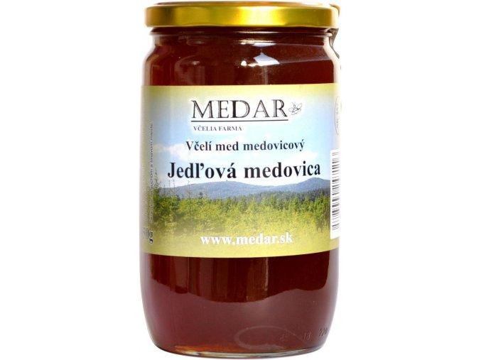 Jedľová medovica med - 950g - Medar
