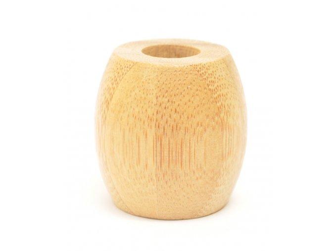 Stojanček na detskú kefku bambus - Curanatura