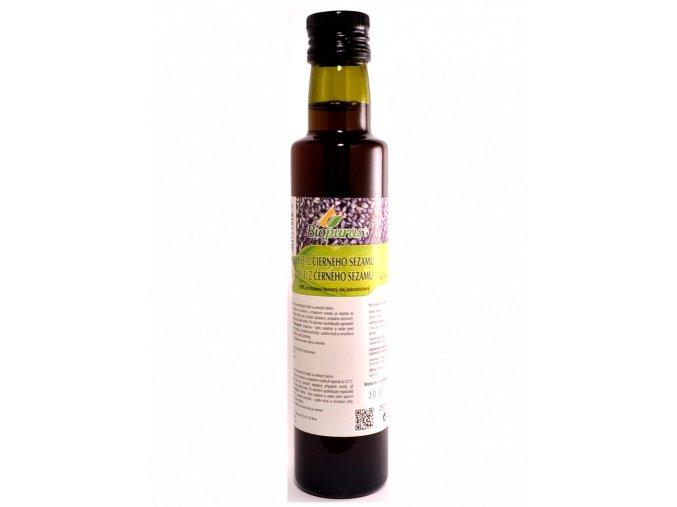 olej z cierneho sezamu biopurus